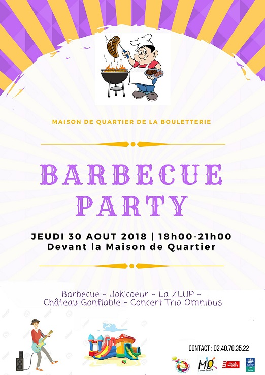 animation barbecue