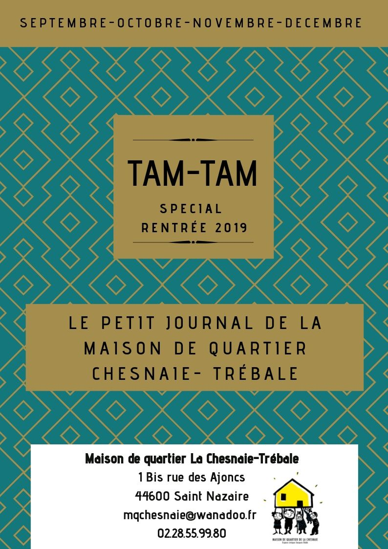 TAMTAM journal d'information