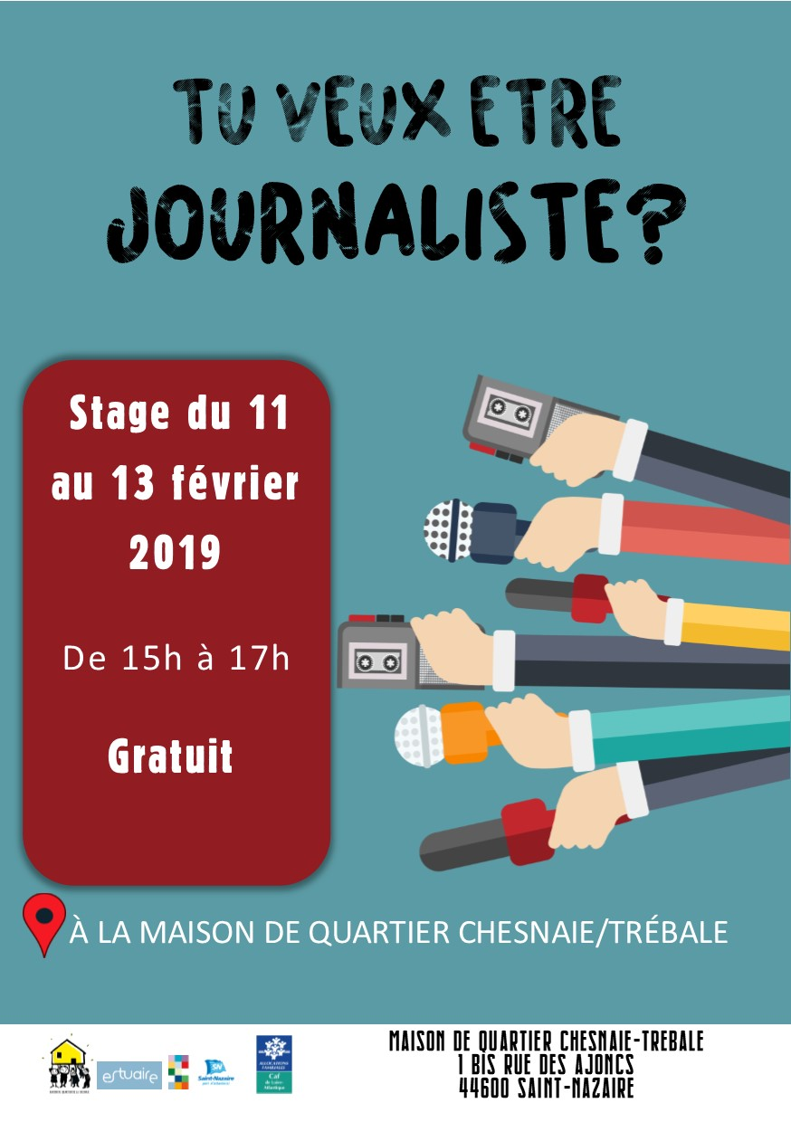 Stage journalisme mqchesnaie