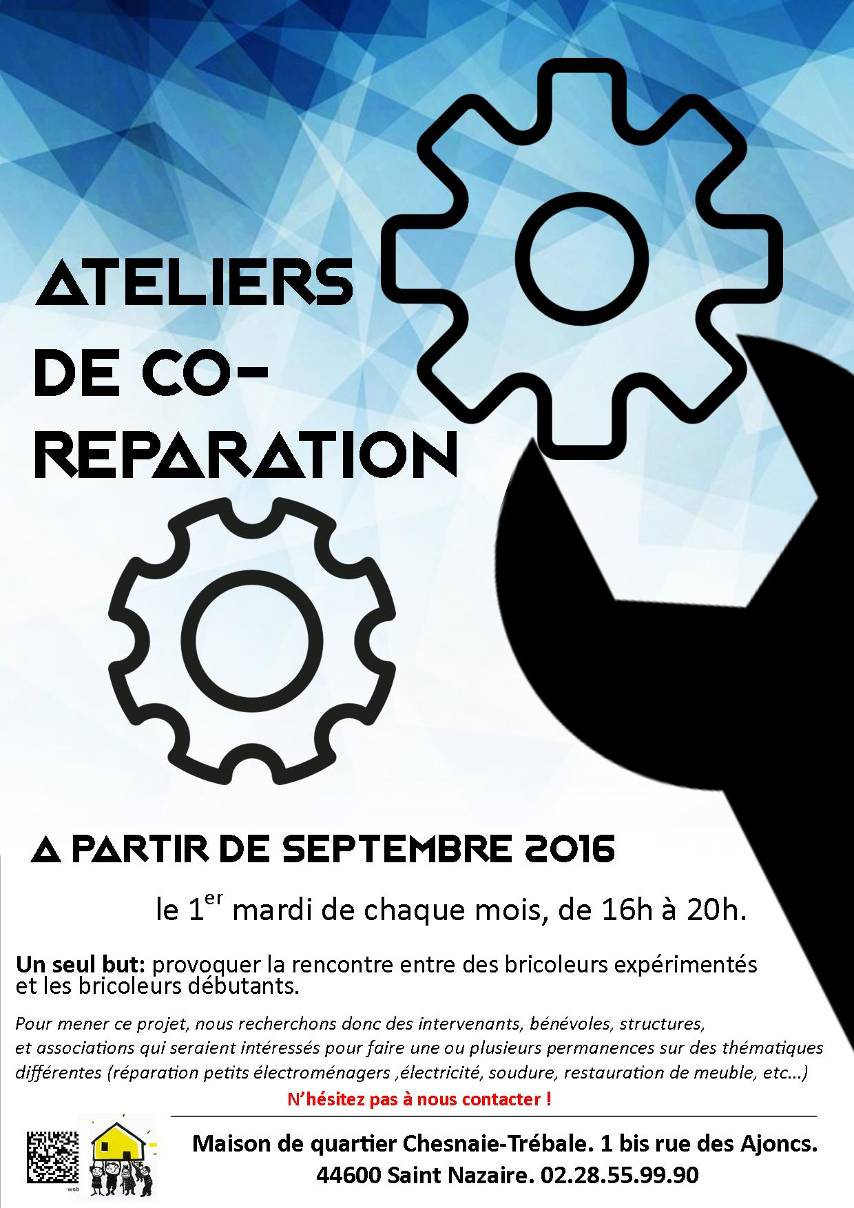 atelier co rparation